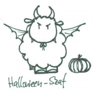 Halloween-Szaf