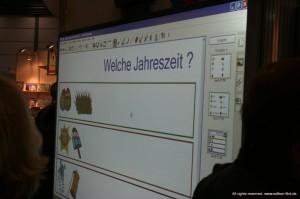 Multimedia Tafel@Buchmesse Leipzig 2009