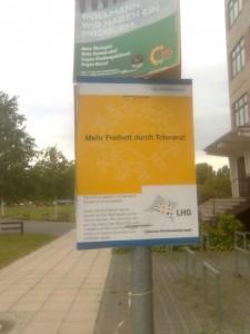 Plakat der LHG 2009 (Klicken für größere Ansicht)