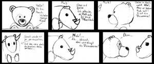 Die praktikantin zeichnungen edition flint for Schrank comic
